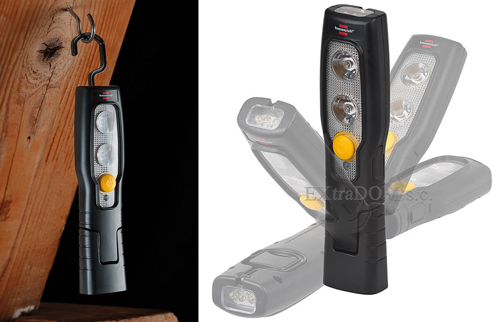 Brennenstuhl lampa kieszonkowa LED SMD