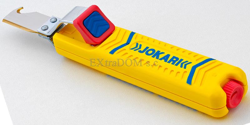 Nóż do kabli Jokari SECURA No 28H 10280