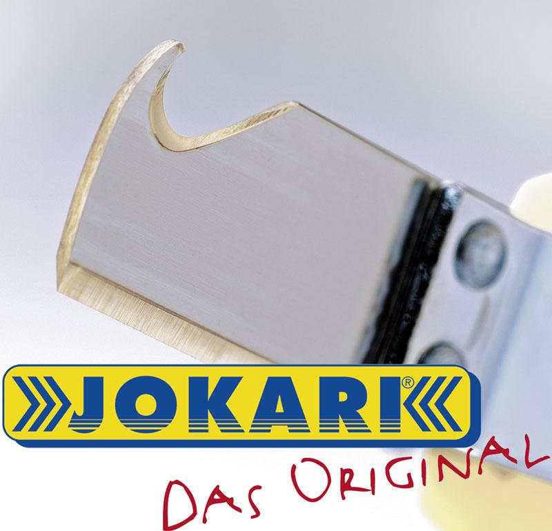 nóż do kabli ściągacz izolacji Jokari