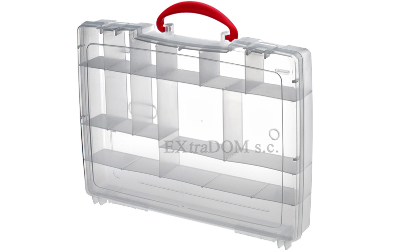 Organizer, walizka, pojemnik na drobiazgi 325x255x56mm