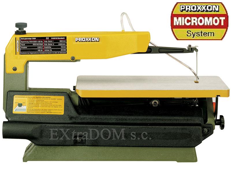 Wyrzynarka stołowa Proxxon DSH 28092