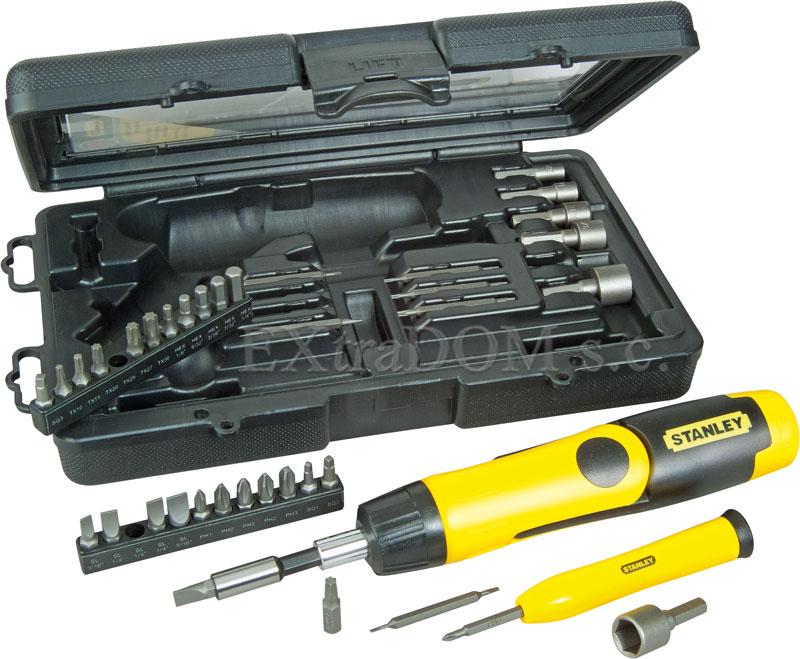 Stanley - zestaw narzędziowy 40 cz. 63-038