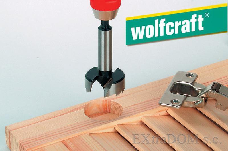 Wiertło Forstner Do Wycinania Otworów Z Trzpieniem Sześciokątnym śr 26mm Wolfcraft 3309000 świat Narzędzi