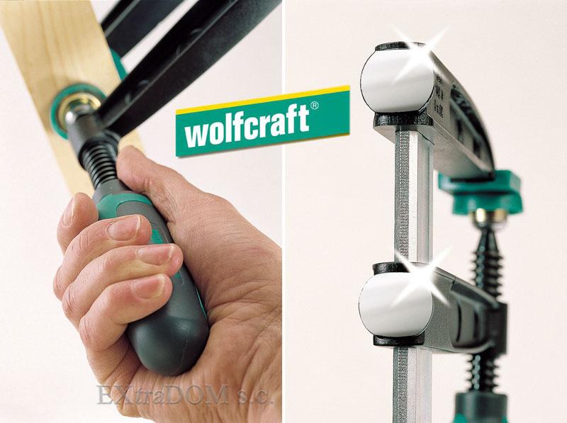 ścisk śrubowyi Wolfcraft