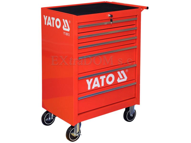 Yato - wyposażenie warsztatów