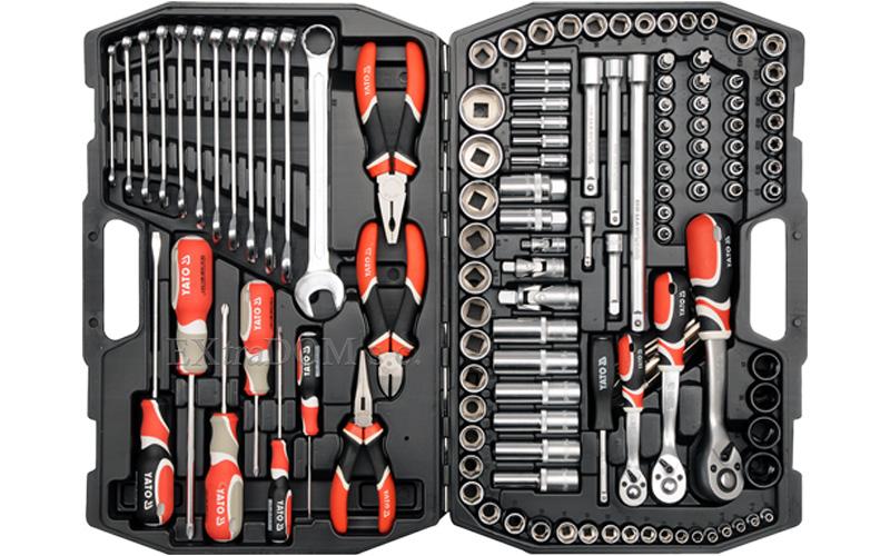 Yato - zestawy narzędzi